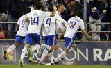 Finale aller des Playoffs / Saragosse v Las Palmas : 3-1