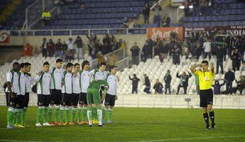 CR: 1/8e – Retour / Le Racing refuse de jouer, la Real Sociedad qualifiée