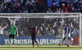 Liga: J27/ Valladolid bat le Barça (1-0)