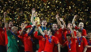Roja : L'Espagne hérite de ses voisins du Portugal et du Maroc !
