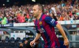 Barça: Iniesta «Tenter de remporter un 5ème titre en décembre»