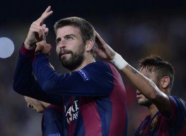 Barça: 4 matches de suspension pour Piqué