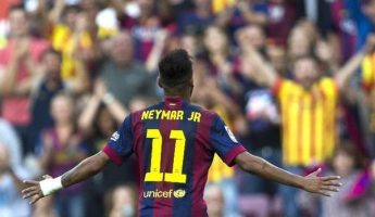 Granada v Barça, 1-4 : Neymar inscrit son 100ème but en blaugrana