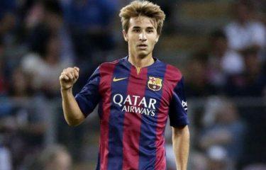 Barça: Fin de saison pour Sergi Samper, blessé