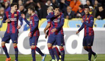 Barça v M'Gladbach (20h45): Un match pour regagner de la confiance