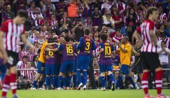Barça v Athletic: Les compositions du match retour de la Supercoupe d'Espagne