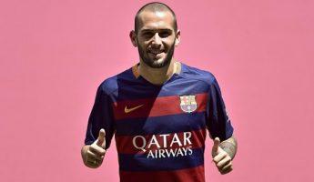 Barça: Aleix Vidal 'débute' avec le Barça B