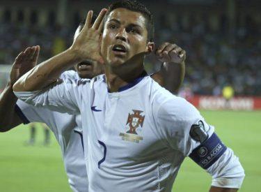 Portugal: Ronaldo aux JO 2016?
