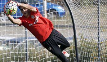 Atlético: Bounou à nouveau prêté à Saragosse