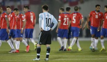 Argentine v Chili : enfin un premier titre international pour Messi ?