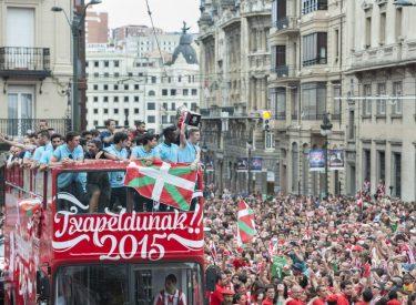 Athletic: Bilbao célèbre ses champions