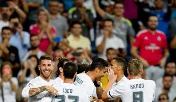 Real v Galatasaray: 2-1, Le trophée Bernabéu pour les Madridistas
