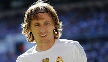 Real : Modric sanctionné pour le Clasico