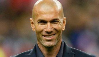 Supercopa : Le groupe de Zinedine Zidane