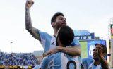 Copa America : L'Argentine en demis, Messi égale un record