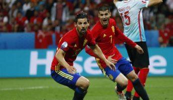 Roja : Morata touché aux adducteurs
