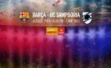 Gamper : Sampdoria v Barça 20h30 : Premier test de la saison avant la Supercopa