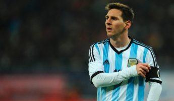"""Barça : Messi """"Je suis heureux à Barcelone et au club"""""""
