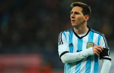 Argentine : Messi incertain face à l'Italie