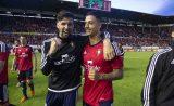 Liga : Osasuna est de retour en première division