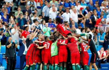 Euro 2016 : Le Portugal Champion d'Europe il y'a un an