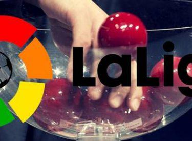 Liga : Le calendrier de la saison 2016/2017