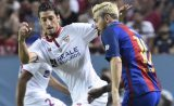 Supercopa : Séville v Barça, 0-2 : Les Blaugranas prennent l'avantage