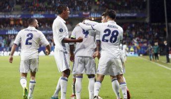 Real v Granada (13h00) : Les madrilènes en quête du record