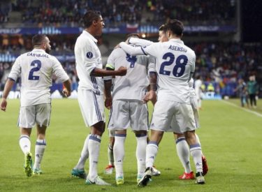 Supercoupe d'Europe : Seville v Real, 2-3 : Le Real sacré champion d'Europe à nouveau