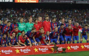 Gamper: Barça v Sampdoria 3-2, Messi s'offre un doublé
