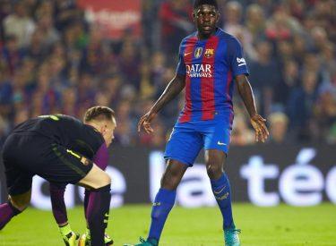 Barça : Umtiti s'éloigne du club…