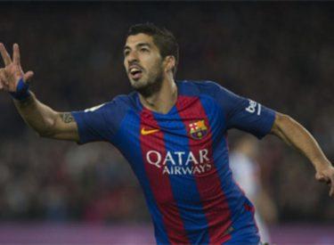 Barça : Luis Suarez pourrait manquer la finale