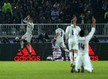Real v Kashima, 4-2 : Triplé de Cristiano, les madrilènes sacrés champions du Monde !