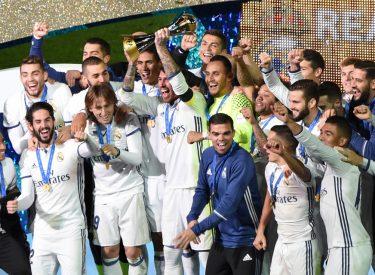 Mondial : Al Jazira v Real Madrid (18h00), les madrilènes entrent en scène