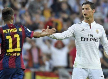 Wags, Cristiano vs Neymar… Qui a la plus belle ?