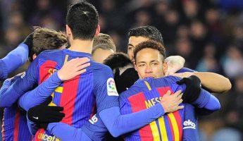 Barça v Gijon, 6-1 : Festival de buts au Camp Nou !
