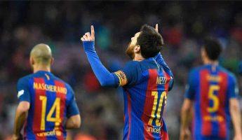 Barça v Osasuna, 7-1 : Festival de doublé au Camp Nou & premier but de Mascherano