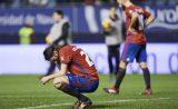 Liga : Osasuna est officiellement en deuxième division