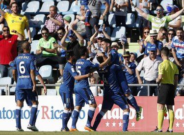 Getafe v Córdoba, 2-0: En route vers la montée