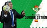 Betis : Quique Sétien nommé entraîneur (Officiel)