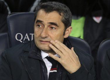 Supercopa : La liste d'Ernesto Valverde