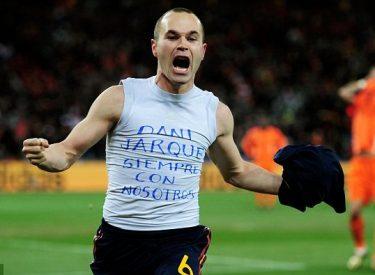 Barça : Iniesta pourrait être offert à… Paris