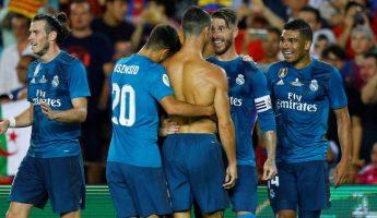 Supercopa : Barça v Real Madrid, 1-3 : Les madrilènes prennent un large avantage