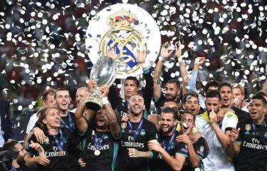Real Madrid v Man.United, 2-1: Premier titre de la saison !