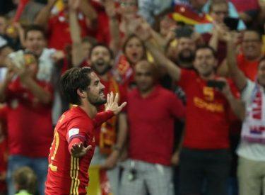Espagne v Argentine, 6-1 : Victoire historique de la Roja !