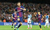 FC Barcelone v Eibar : 6-1, Messi et le Barça déroulent