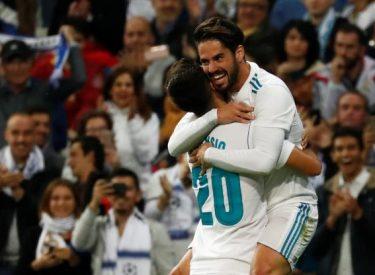 Real Madrid v Eibar, 3-0 : Les merengues ont dominé les basques