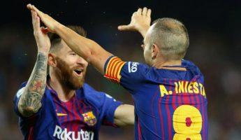 Barça v Malaga, 2-0 : Victoire sans forcer