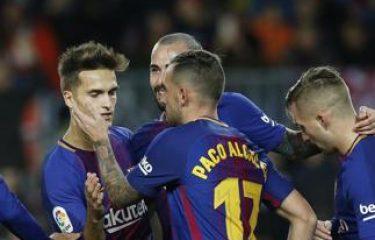 Copa del Rey : Le Barça qualifié, l'Athletic éliminé !