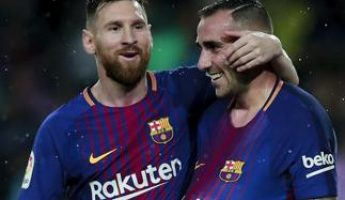 Barça v Athletic Bilbao, 2-0 : Les Blaugranas se rapprochent du titre…
